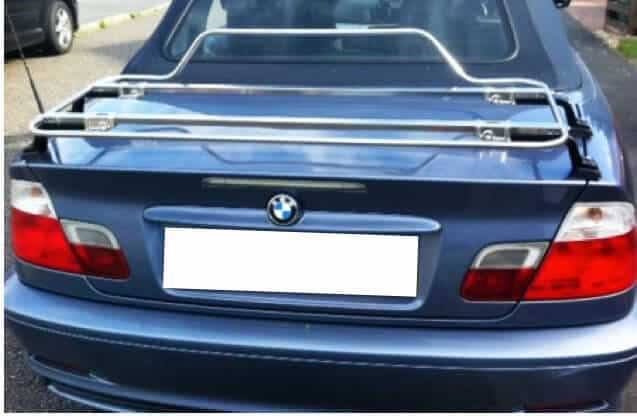 Bmw Boot Rack Wide Range For All Bmw Convertibles Amp Coupes