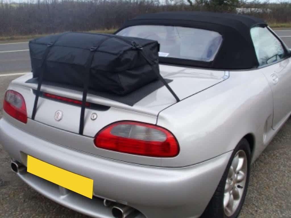 Mgf Luggage Rack Innovative Designs Car Boot Racks