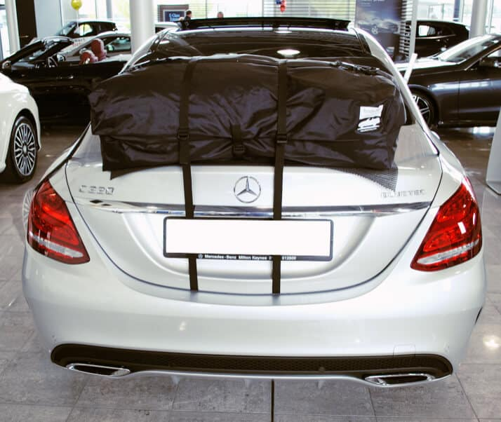 Mercedes roof rack alternative for saloons coupe 39 s for Mercedes benz c300 roof rack