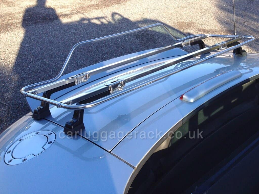 Audi Tt Luggage Rack Roadster Innovative Designs Car