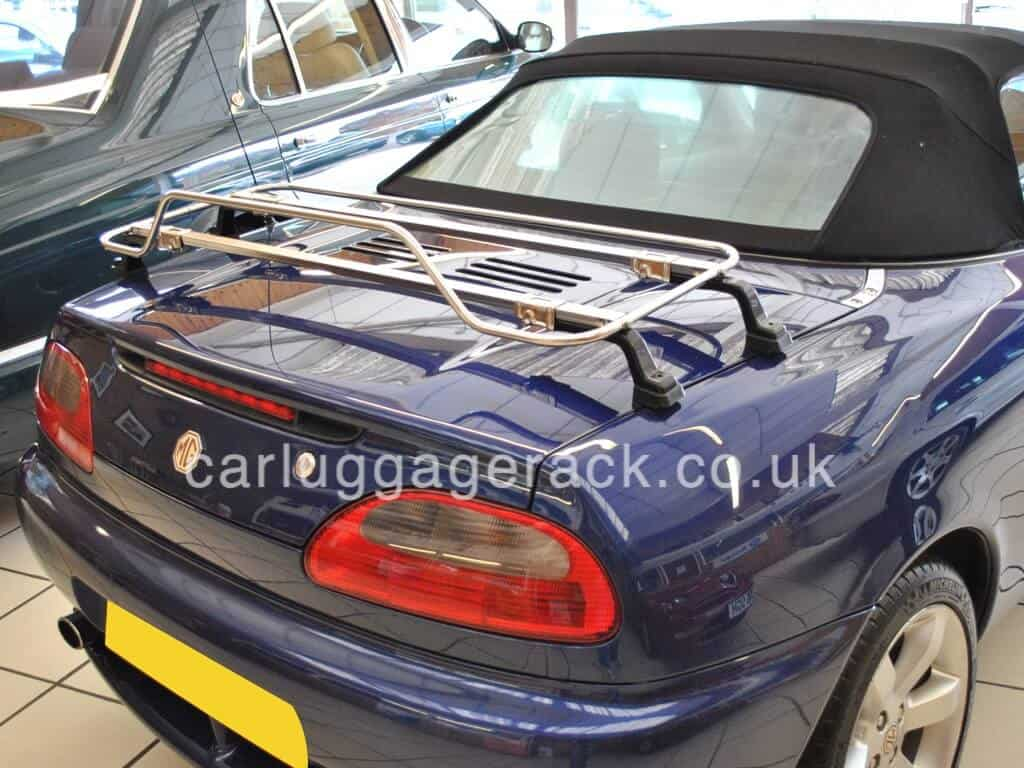 Mgf Boot Luggage Rack 6 Designs In Every Style Car Boot Racks Amp Luggage Racks For Convertibles