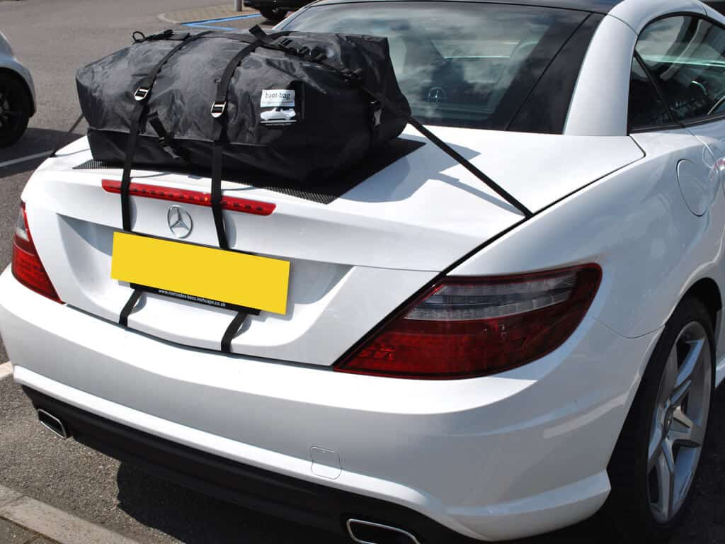 Mercedes Benz Slk Luggage Rack Lots Of Options Car