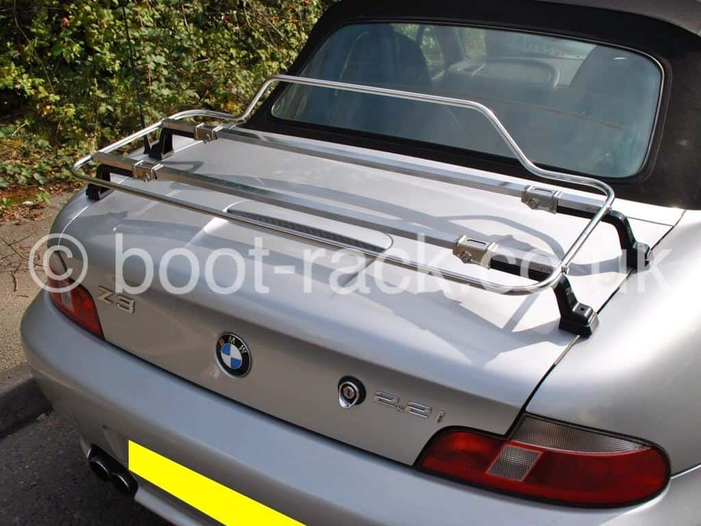 Stainless Steel Car Luggage Rack Car Boot Racks