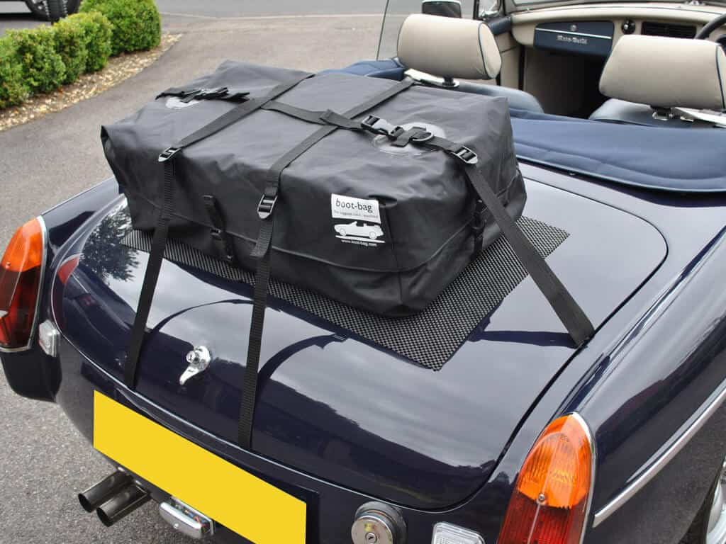 Mgb Boot Rack No Metal No Paint Damage Car Boot Racks