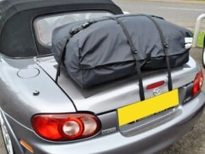 Mazda Mx5 Boot Rack Huge Range Black Stainless All Models