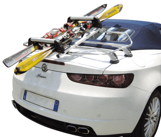 Convertible Ski Rack Aluminium Ski Rack Attaches To
