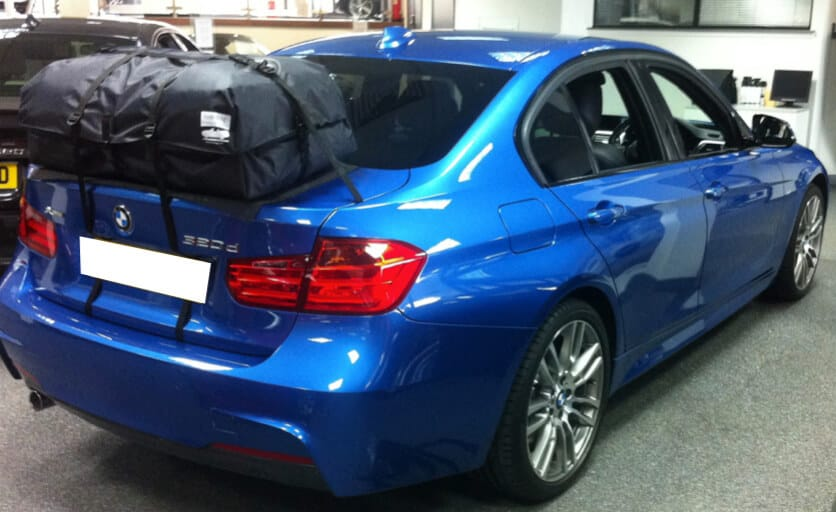 Bootbag Vacation 3 Series Bmw Roof Box Boot Luggage